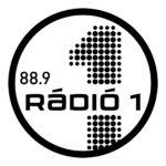 Radio 1n logo-88.9-fekete