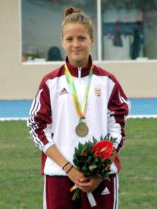 Pavuk Tira EYOF bronzérmes